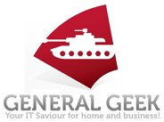 General Geek Full Logo